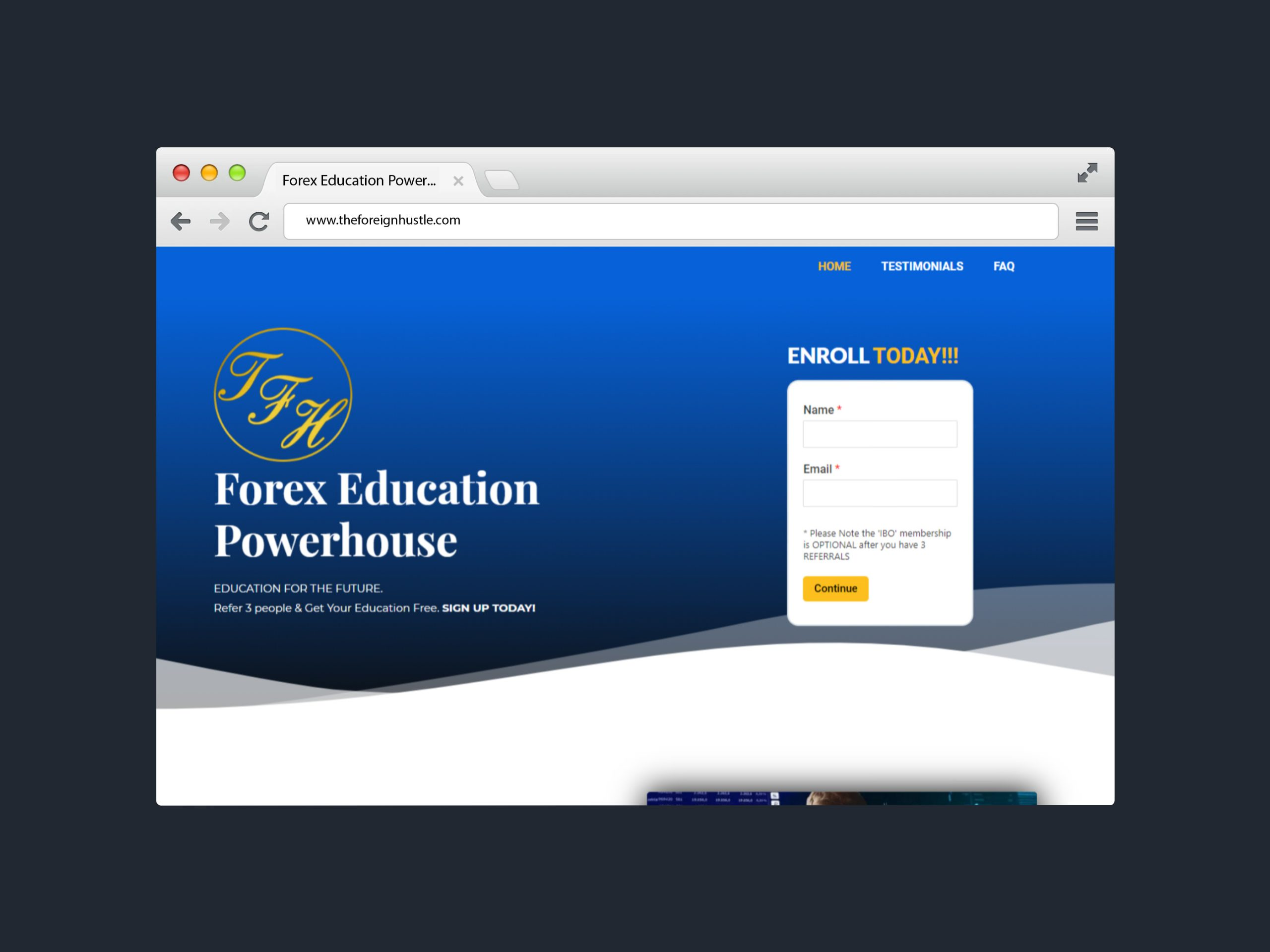 Forex Education Powerhouse